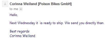 bikesendinginfo